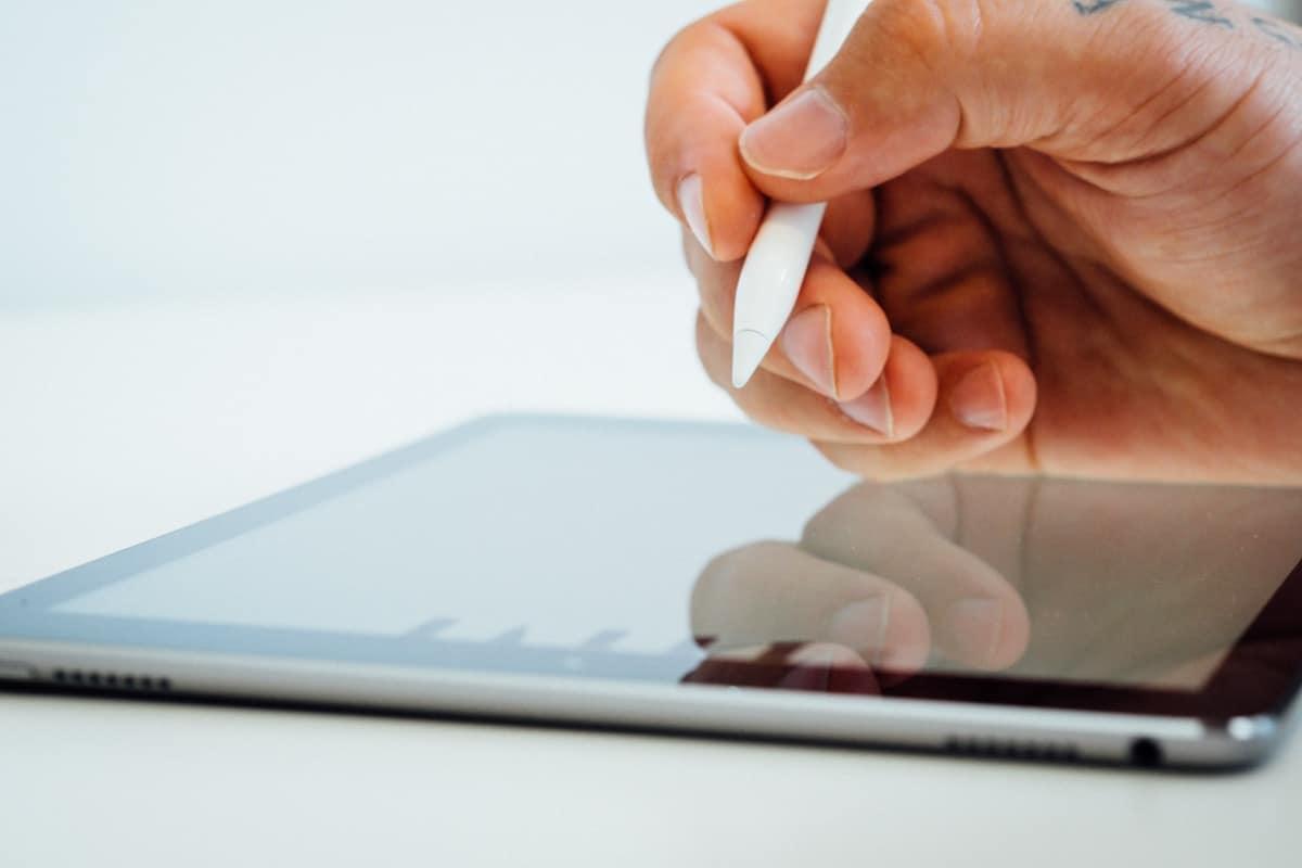 iPad-Bildschirm spiegeln